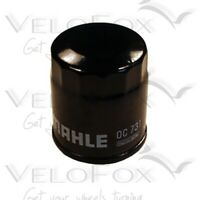 Mahle Filtro de Aceite Para Piaggio X8 125 AC 2004