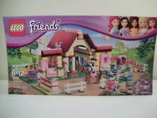 Lego 3189 Friends Heartlake Stables  - New - Sealed - Free Priority Shipping