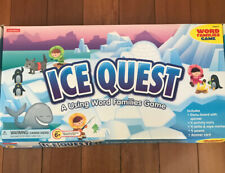 Lakeshore Learning  Ice Quest Word Family Game