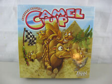 Camel Up Board Game-2014-Z-Man Games-New & Factory Sealed