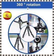 Mini Trípode Flexible para Cámara de Acción Gopro Hero 3 3+ 4 SJCam Yi Cam 5 6