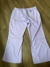 Cherokee Style 4101 Scrub Pants Extra Large Xl Light Purple/Orcw
