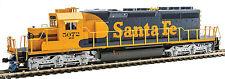 échelle H0 - Kato Locomotive diesel EMD SD40-2 Santa Fe 37-6616 NEU