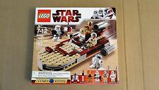 New - LEGO Star Wars 8092 Luke's Landspeeder - 163 pcs - NISB