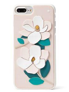 Kate Spade New York 256365 Silicone Magnolia Pink Multi iPhone 7/8 Plus Case