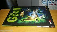 THE GOON # 1 - IL GIORNO DELL'AVVOLTOIO - ERIC POWELL - MAGIC PRESS - WW8