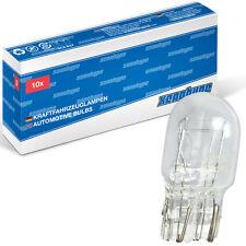 10x W21/5W 12V 21W xenohype  Glassockel Lampen W3x16q T20 12 V