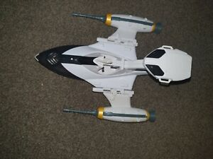 Power Rangers Time Force Deluxe Time Jet Bandai 2000 Lights Sounds Vehicle - Gun