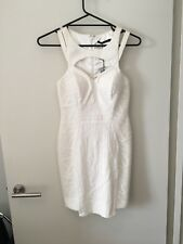 White Seduce Bodycon Dress - Size 8!!! Brand NEW!! Great For Hens!