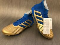 Adidas Predator 19.1 FG Football Boots Mens Size 8 UK (EURO 42)