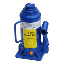Hydraulic Workshop Shop Press Replacement 12 Ton Tonne Jack Auto Garage Blue New