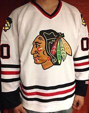 52/XL GRISWOLD Clark Christmas Movie #00 Chicago Blackhawks Hockey Jersey