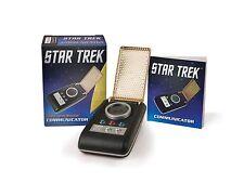 Star Trek: Light-and-Sound Communicator - Book