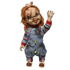 "Talking Child's Play Chucky Good Guy 15"" Mezco Mega Figure Mint Halloween Doll+"
