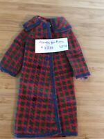 "Vintage Barbie Coat ""Mainly For Rain"" #3338, 1972"