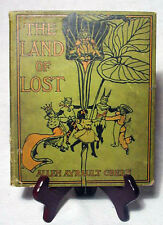 The Land of Lost by Allen A. Green/ULTRA-RARE 1908 1st Ed. Hardback