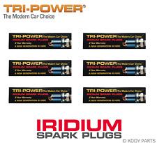 IRIDIUM SPARK PLUGS - for Jeep Wrangler 4WD 3.6L V6 JK (ERB) TRI-POWER