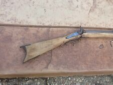 Signed Antique (About 1850) Long Rifle For Project Or Parts