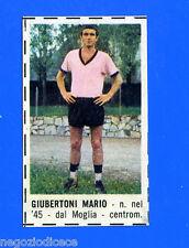 CORRIERE DEI PICCOLI 1966-67 - Figurina-Sticker - GIUBERTONI - PALERMO -New