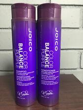 JOICO Color Balance Purple Shampoo & Conditioner 10.1oz DUO SET! Free 2-Day Ship