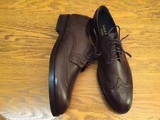 COLE HAAN GRAND.OS WING TIP MENS LEATHER SHOES C24166 NEW SIZE 10.5