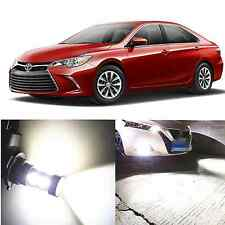 Alla Lighting Fog Light H11LL H16 6000K White LED Bulbs for 09~17 Toyota Corolla