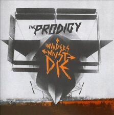 Invaders Must Die by The Prodigy (CD, Mar-2009, Cooking Vinyl Records (USA))