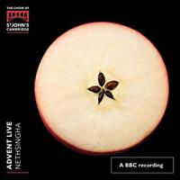 Choir Of St. Johns College - Advent Live [CD]