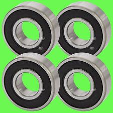 (4 Pièces) 609 2RS Roulement à Bille 9 x 24 X 7 mm à 9mm Welle Miniature