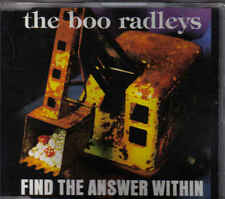 The Boo Radleys-Find The Answer Within cd maxi single