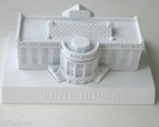 WHITE HOUSE WHITE DIE CAST PENCIL SHARPENER