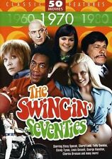Swingin' Seventies-50 Movie Set [DVD 12 Disc Set]    BRAND NEW