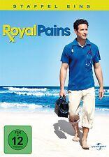 ROYAL PAINS - Die kompl.1.Staffel (4 DVDs) NEU&OVP