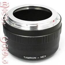 Tamron Adaptall 2 AD2 Lens To Sony NEX E mount adapter A7 A7R A6000 NEX-5T A5000