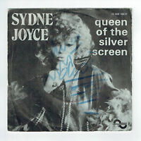 "Sydne JOYCE Vinyl 45T 7"" QUEEN OF THE SILVER SCREEN - SONOPRESSE F Rèduit RARE"