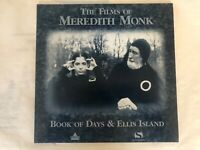 The Films of Meredith Monk LD Book of Days & Ellis Island