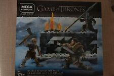 Mega Construx: Game Of Thrones - Battle Beyond the Wall - Brand New / Sealed
