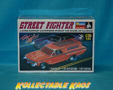 1:24 Monogram - TOM DANIEL Street Fighter - Plastic Model Kit(85-4262)