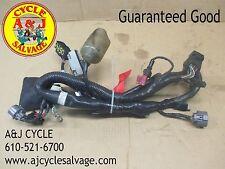 2004-2005 Honda CBR 600 F4i, wire harness, main wires harness, 1 broken plug