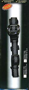 Day & Night Nylon Sicherheitshalsband Reflektierend- gut sichtbar 25-45cm x 15mm