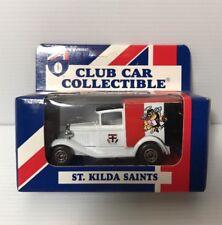 AFL ST. KILDA SAINTS Car Collectibles Model A Ford 1995 Matchbox Toys NEW