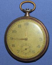 Antique Swiss Silver 0.800 Pocket watch