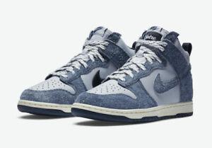 Nike SB Dunk High Notre Midnight Navy/Sky Grey Size 11 *Confirmed Order*