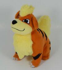Tomy Official Pokemon Growlithe Plush Toy Doll