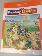 SRA-Reading-Mastery Take Home Book Book D Levels I/II Fast Cycle (Lot of 5)