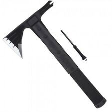 SOG  Survival Hawk Tactical Tomahawk Zombie Slaying Tool with Firestarter