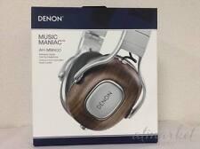 DENON AH-MM400 MUSIC MANIAC Over ear headphones Hi-Res Express mail JAPAN EMS