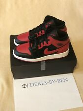 Nike Air Jordan 1 mid GS Bred Banned 36,5