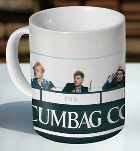 Rik Mayall The Young Ones Ceramic Coffee Mug - Cup