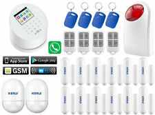 Z59 KERUI APP WiFi IP GSM PSTN RFID Wireless Home Burglar Security Alarm System